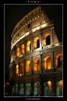 Night Colosseum III by Keith-Killer