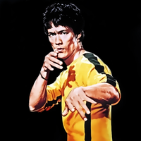 Bruce Lee by donvito62