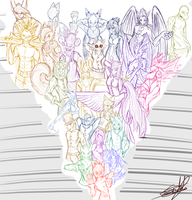 The squad (bg2) by wildfinal