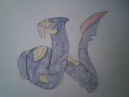 Seviper by DarkbrineWithGaming