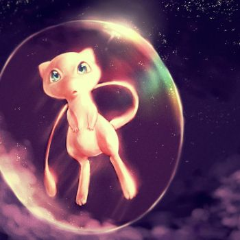 151: Mew by Pokewawa