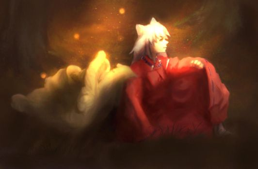 Inuyasha revamped by keznkaiser