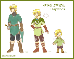 Daphnes Reference by Ferisae