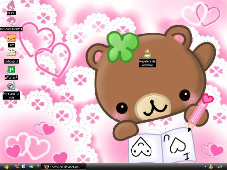Desktop Screenshot by Fooxie