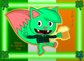Saint Patrick's Day by Fluffy-Marshall