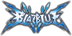 BlazBlue Logo by RedPegasus237