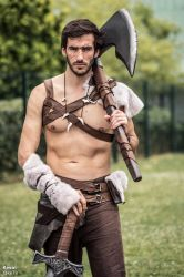 Kevin (Barbarian) #03 by take7x