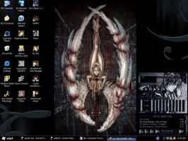 New Desktop by sindra