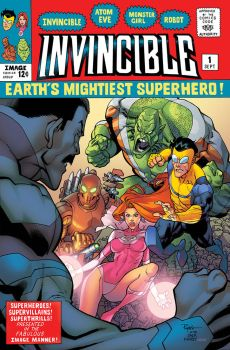 Invincible Kirby homage by RyanOttley