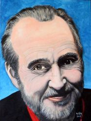 Wes Craven by rickcarufel