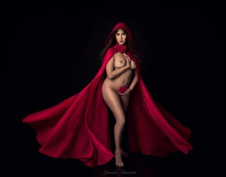 Red Riding Hood by fae-photography