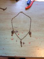 Hand-made Key Necklace by 6SeaCat9