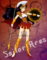 Sailor 'Ares' Mars by JudySparrow