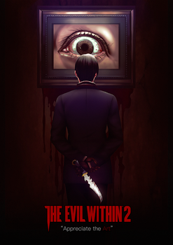 The Evil Within 2 - Appreciate the Art by D-Thessy