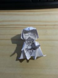 Paper Vader by Seto01