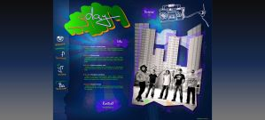 3day , web , wide screen) by R1Design
