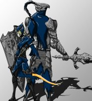 Artorias and Ciaran by Royalty-Doc