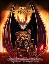 King Hiccup - How to train your dragon by evilself