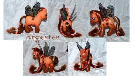 Argestes by Soulren