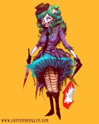 JOKERINA by AustenMengler