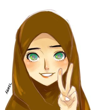 Smile by yana8nurel6bdkbaik