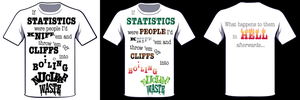 I Hate Statistics by Charlene-Art