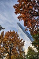 One World Trade Center (II) by digitaldreamz666