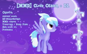[MMD] Cloud Chaser + DL [UPDATE] by Sparkiss-Pony