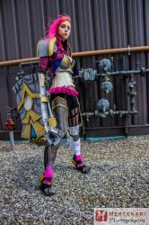 Here Comes Vi by MercPhotography