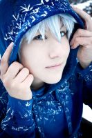 Jack Frost - I am not a Guardian by stormyprince