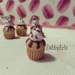 Cupcake Miniature by DebbyArts
