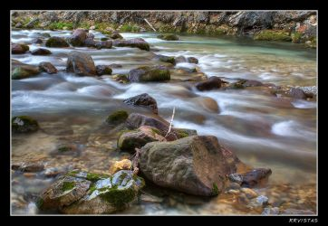 Slizza Canyon HDR by RRVISTAS
