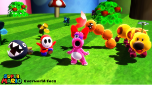 (MMD Model) Super Mario Overworld Foes Download by SAB64