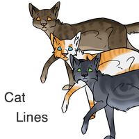 Cat Lines Pack [P2U] by Ribbon-Wren