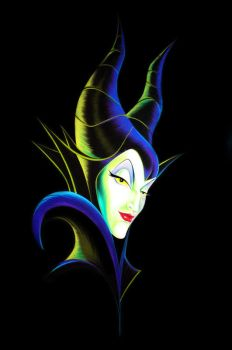 Maleficent by alaska1