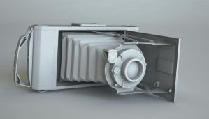 zeiss ikon camera wip by opengraphics