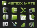 Vamox icons by DaFeBa