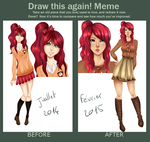 Draw This Again ~ Kim by Kimkim-A