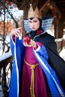 Evil Queen by OscarC-Photography