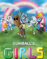 Gumball's Girls by KuddlyFatality