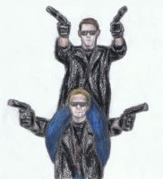 The Boondock Saints - shoulder ride by gagambo