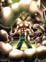 Brock - Kanto Gym Leaders #1
