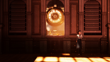 [Bioshock Infinite] Waiting for the Lady by SirLeo09