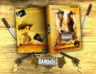 Bandidas DVD Cover by Pegasus-Express