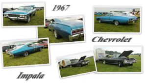 '67 Collage by CARstiel