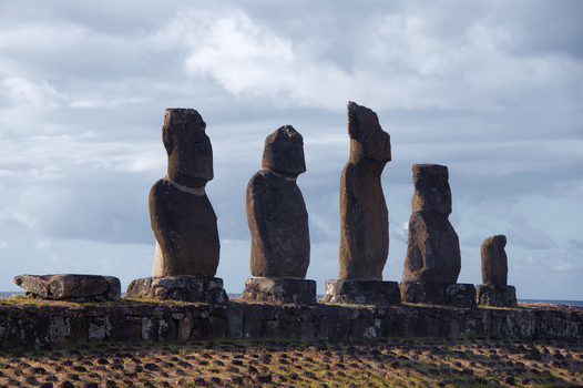 Easter Island pt. II by stupidvision