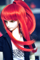 more of red by Cesia