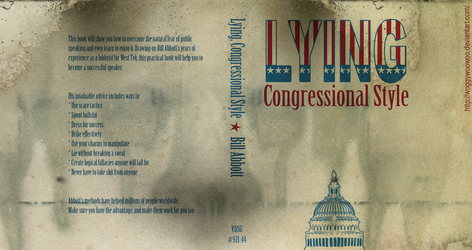 Lying, Congressional Style by WoggyWooWoo