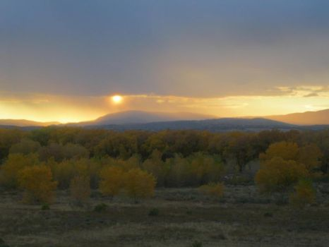 New Mexico Sunrise by midnight5
