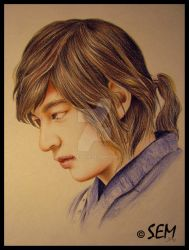 Lee Min Ho Choi Young Faith Korean drama by SaraMeloni